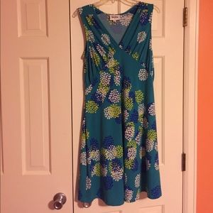 Leota Dresses & Skirts - Leota maternity dress size large