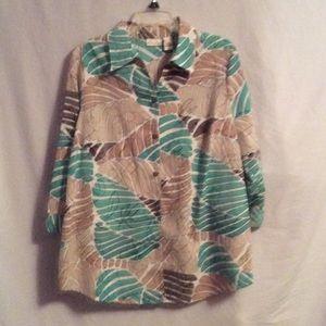Kim Rogers Tops - Ladies Kim Rogers blouse