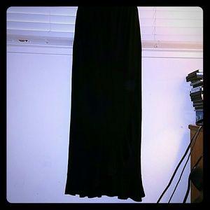 Max Studio Dresses & Skirts - NWT! *Black Wrap Maxi Skirt*