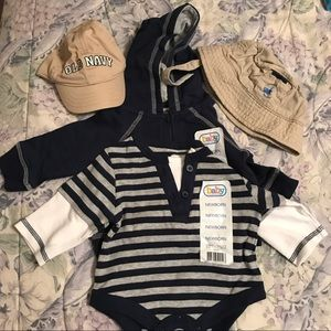Baby set for 0-3 month ♥️