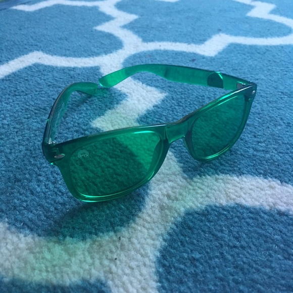c95b97a55bd Rainbow optx green sunglasses. M 58feaa3e3c6f9f2ea200aa62. Other Accessories  ...