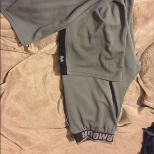 Under Armour Other - Mens under armour sweatpants