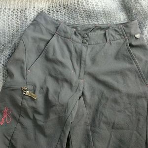 Salomon Pants - Salomon grey sport pants 6