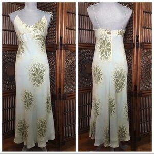 J. Crew Dresses & Skirts - J. Crew silk maxi dress
