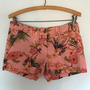 Tailor Vintage Pants - Tailor Vintage Floral Shorts NWT