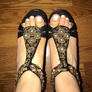 Anne Michelle Shoes - Pretty detailed heels