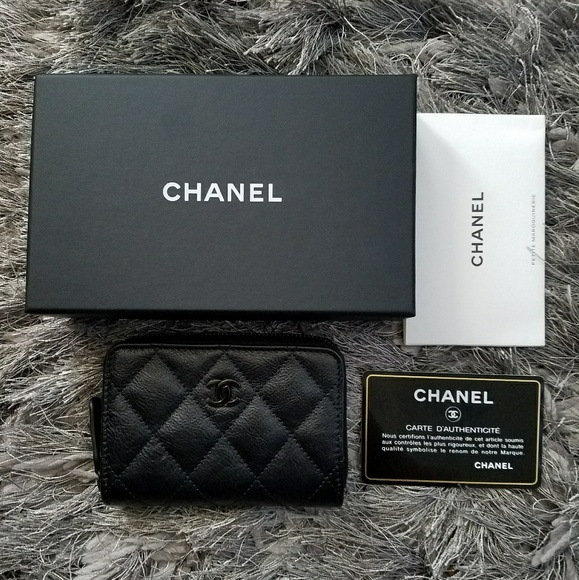9f4900974c05 CHANEL Bags | Authentic Rare So Black Zippy Coin Purse | Poshmark