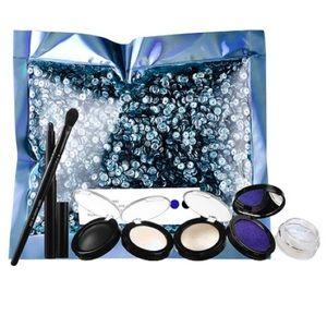Pat McGrath Labs Dark Star Ultraviolet Blue Kit
