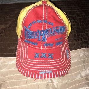 True Religion Other - Authentic True Religion Hat Unisex strap back