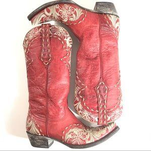 Old Gringo Shoes - Old Gringo Women's Erin Cowboy Boots Size 7.5B