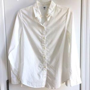 Uniqlo Tops - NWT white dress shirt