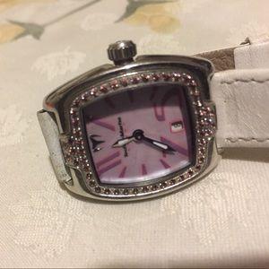 Technomarine Jewelry - Techno marine with beautiful. Pink stones