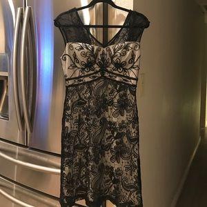 Sue Wong Dresses & Skirts - Beaded Black Dress 👗