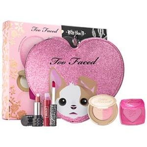 Kat Von D Other - Too faced kat von d lip stick cheek blush set