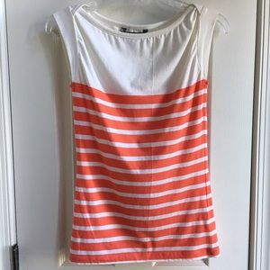 French Connection Tops - French Connection striped tee