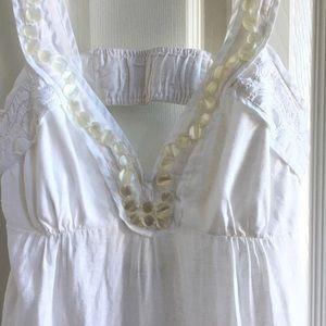 Guess Tops - Beautiful linen summer top