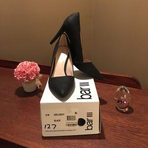 Brand New Bar III Black Heels 👠