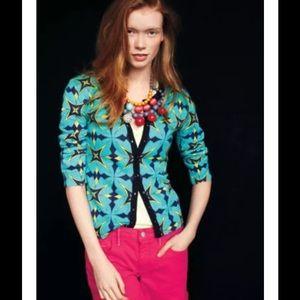 Anthropologie Sweaters - Anthropologie Blue Aquascope Cardigan Sweater Top