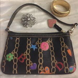 Dooney & Bourke Handbags - Rare Dooney & Burke Clutch