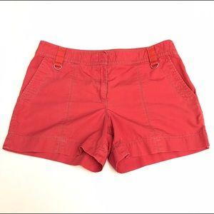 LOFT Pants - Loft Red Chino Shorts