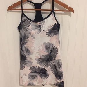 Fabletics Tops - Fabletics printed bra and camisole tank top 4
