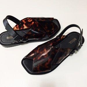 Melissa Shoes - melissa sandals • never worn • size 7
