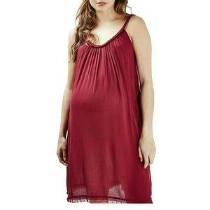 Topshop MATERNITY Dresses & Skirts - TOPSHOP Maternity Braided Trim Sun Dress