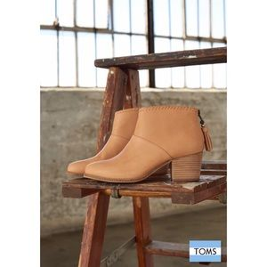 TOMS Shoes - TOMS Leila Booties