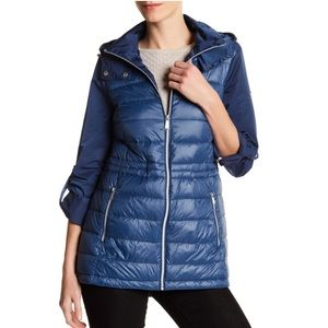 BCBGeneration Jackets & Blazers - NWT [BCBGeneration] Missy Channel Quilted Jacket S