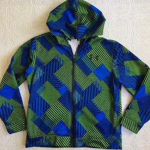 Under Armour Other - Under Armour Graphic Hoodie Fleece Lined