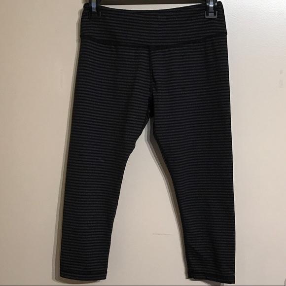 Kyodan Striped Yoga Pants Petite