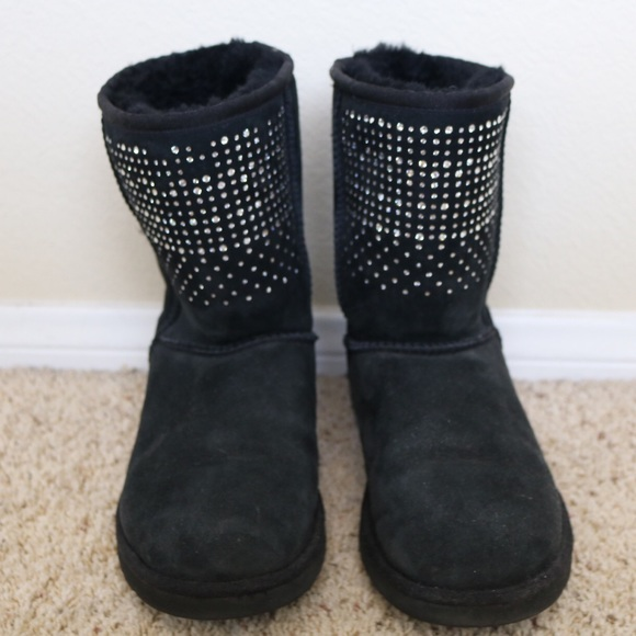 Bedazzled UGG boots