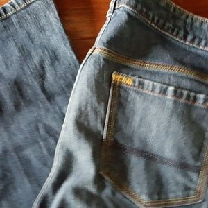 Plus Size Old Navy Flared Jeans