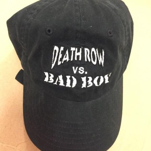 Death row vs bad boy dad hat. M 58fed91c4e95a3efdb01af37 29b60e67296