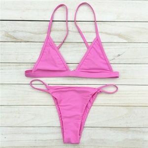 Other - Woman Swimsuit 2017 New Color Bikini Brazilian Swi