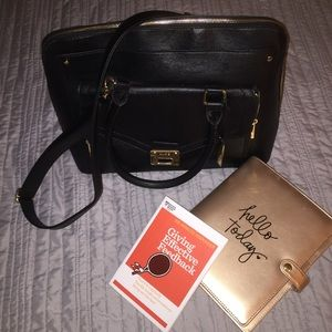 Aldo Handbags - Like New Aldo Satchel/ Work Bag