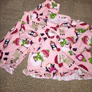 Carter's Other - Cutes Christmas holiday pajamas