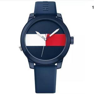 NWT Tommy Hilfiger men's watch.