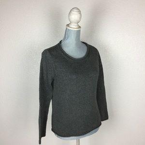 💋Eileen Fisher long sleeve knit sweater
