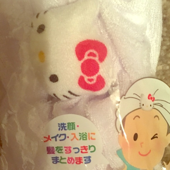f73789faa Hello Kitty Accessories   Hair Head Wrap   Poshmark