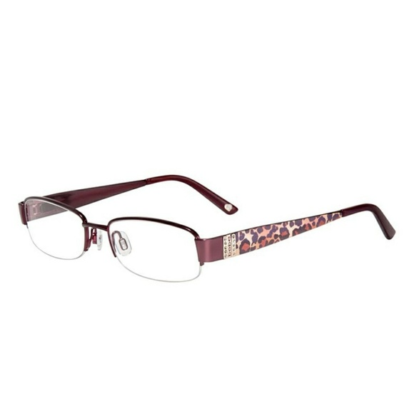 f3e92237bd2c bebe Accessories - Bebe Eyeglasses BB 5028 BURGUNDY