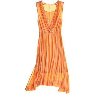 Calypso St. Barth Dresses & Skirts - Calypso St Barth Hedley V Neck Dress Size Large