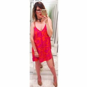 Michael Stars Dresses & Skirts - ➡Michael Stars Print Tank Dress⬅