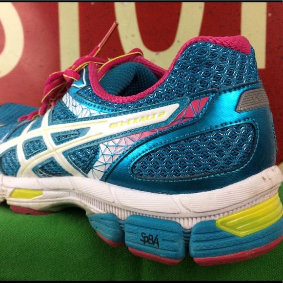 Asics Exalt Shoe Good For Training And Running