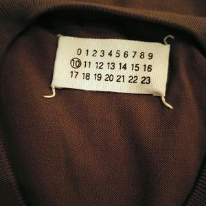 Maison Margiela Other - Maison margeila brown sweater - unisex