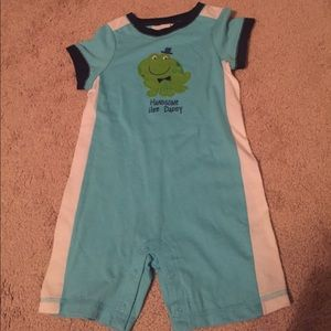 First Impressions Other - First Impressions Frog Onesie/Bodysuit