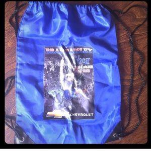 Other - Drawstring Brad Paisley Bag