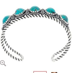 american west Jewelry - New in box! American West Turquoise bracelet