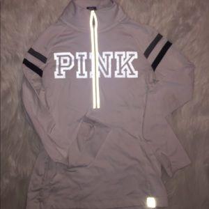 PINK Victoria's Secret Tops - Victoria Secret PINK Ultimate Workout Jacket