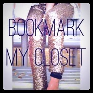 like this listing to bookmark my closet! 💗
